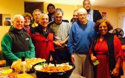 Knollwood Community Provides Holiday Meal To ARC Residents
