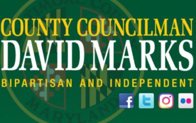 Councilman David Marks Joins The Towson Healthy Hearts 5K Team!